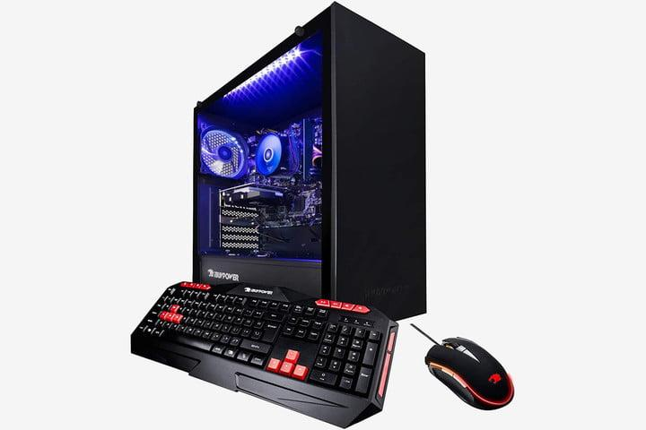 iBuyPower Nvidia GT 710 Gaming Desktop PC