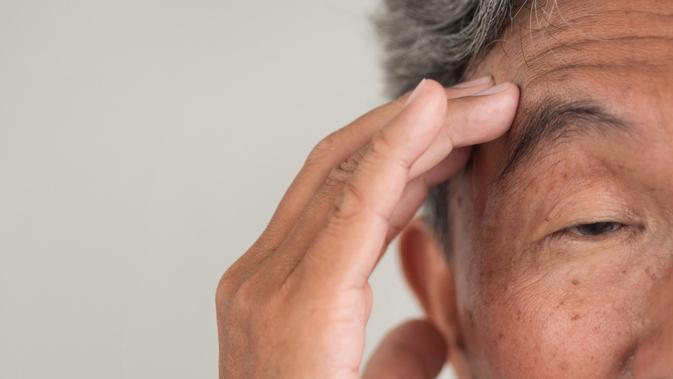 Penyakit Demensia pada Lansia (9nong/Shutterstock)
