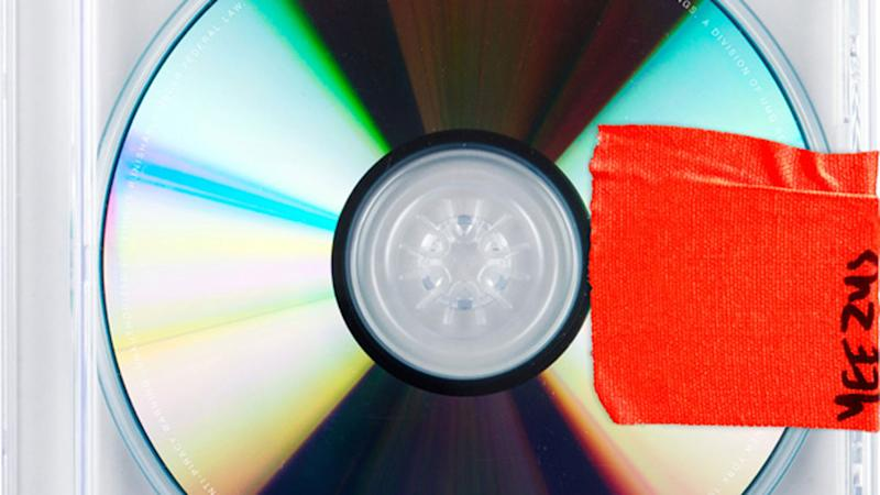 Kanye's 'Yeezus' Underwhelms in Album Sales, Still No. 1