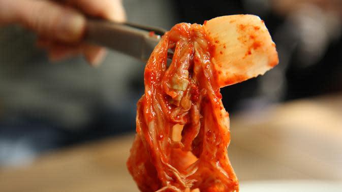 Ilustrasi kimchi. (Photo on Pixabay)