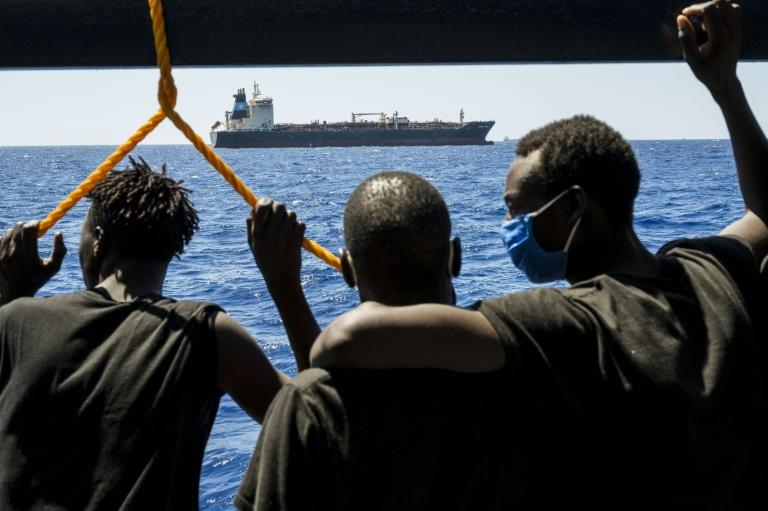 Rescued migrants to disembark in Italy after 39 days at sea