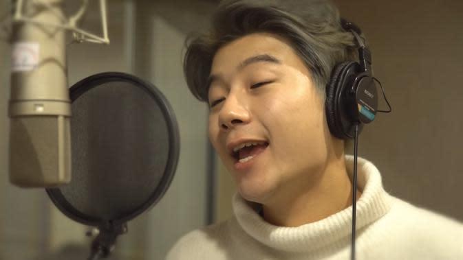 Jo Yoong (YouTube/ DanalEntertainment)