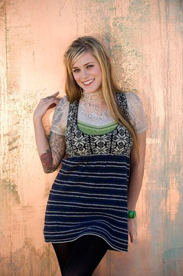 Megan Corkrey, 23, from Taylorsville, UT is one of the top 36 contestants on Season 8 of American Idol.