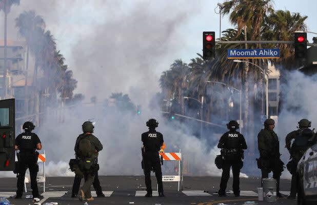 Santa Monica, Beverly Hills Set Citywide Curfews After 1 PM