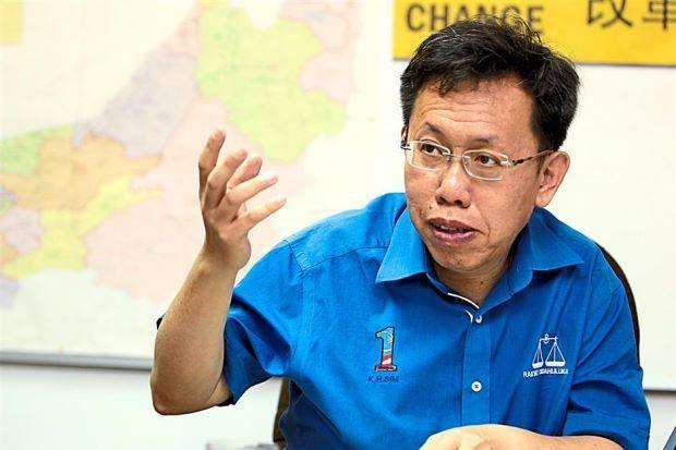 SUPP president Datuk Sri Dr Sim Kui Hian today slammed the Health Ministry for prematurely terminating the contracts of two UK-trained medical officers attached to the Sibu General Hospital. — Facebook pic