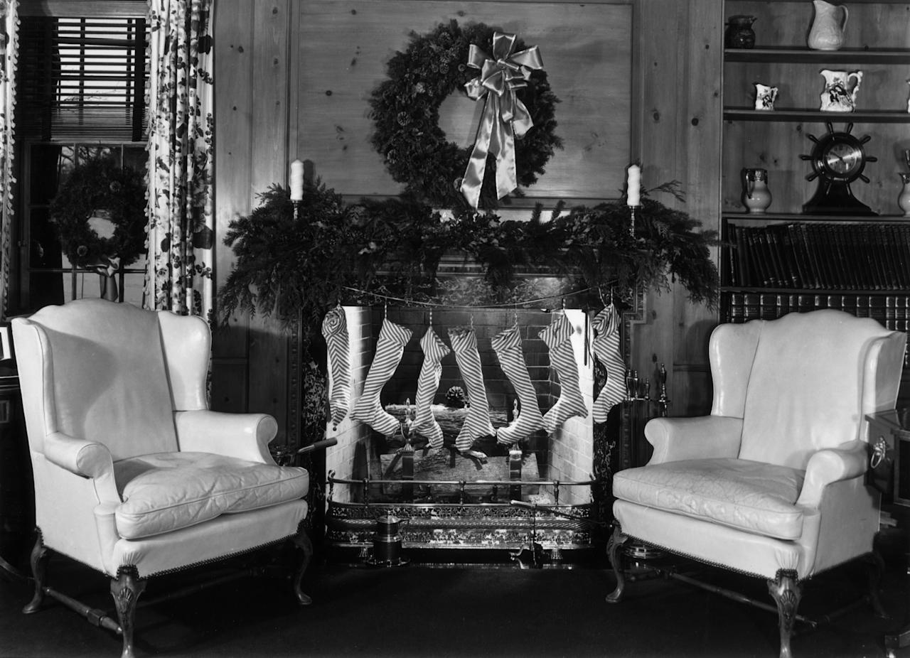 "<p>As legend has it, the tradition of hanging stockings on the mantel began when a widowed father's three daughters were gifted gold coins in their stockings that were drying by the fire. The story reveals that a kind townsperson slid down the chimney and filled them during the night as a  surprise. </p><p>The ritual of hanging and stuffing stockings continues strong today, allowing yet another opportunity to surprise loved ones with <a href=""https://www.veranda.com/luxury-lifestyle/g29401175/over-the-top-gifts/"" target=""_blank"">thoughtful, personalized gifts</a>. And while gold coins are certainly nice, we've rounded up the 27 most lovely little gifts to charm family and friends on Christmas morning this year. After all, the best things come in small (or at least stocking-size) packages.</p>"