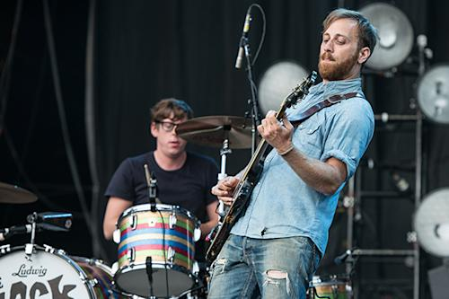 The Black Keys Selling Shirts for Hometown Little League Baseball
