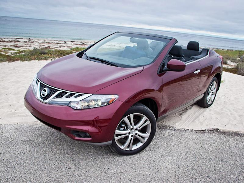 Review: 2011 Nissan Murano CrossCabriolet