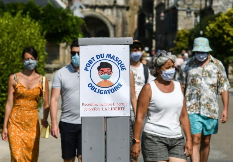 World surpasses 20 million coronavirus cases, WHO warns against despair
