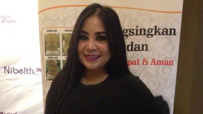 Anisa Bahar Ikut Demo, Tuntut Hiburan Malam Bisa Beroperasi