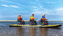 國際超夯立槳活動 扶輪社助身障朋友創下台灣首例壯舉