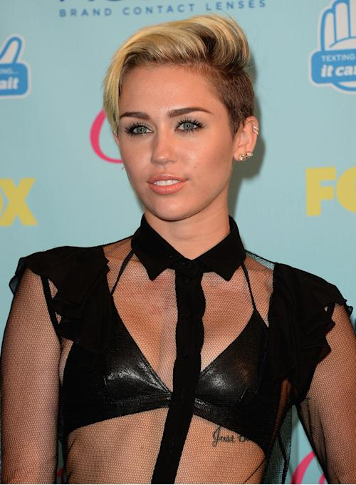 Miley Cyrus Is So Over Having Short Hair