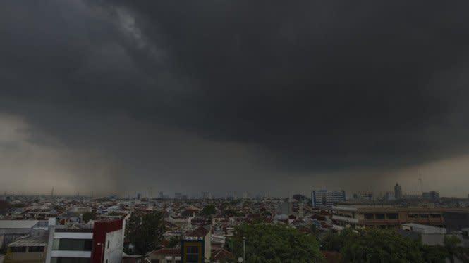 Prakiraan Cuaca Jabodetabek 3 Juli: Diperkirakan Akan Turun Hujan