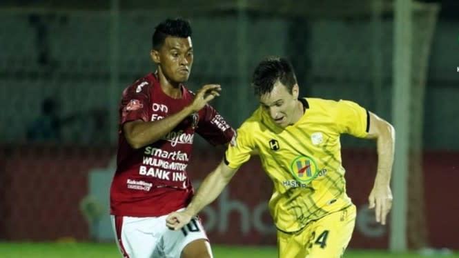 Barito Putera Sukses Pertahankan Pemain Asing tapi Liga 1 Batal Lanjut