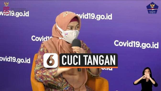 VIDEO: Hafalkan 5 Momen Cuci Tangan untuk Lawan Covid-19