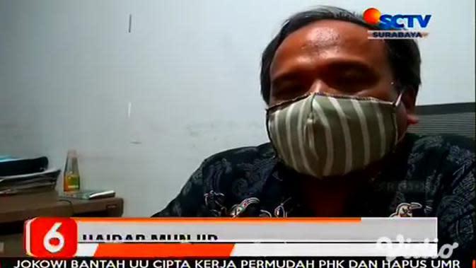 VIDEO: Kampanye Salah Satu Paslon Bupati Sidoarjo Abaikan Protokol Kesehatan