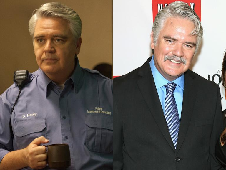 """Orange is the New Black"": Michael Harney"