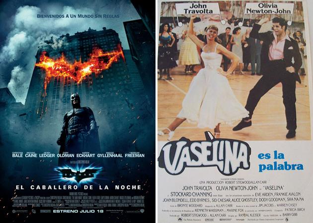 Silly foreign movie title translations