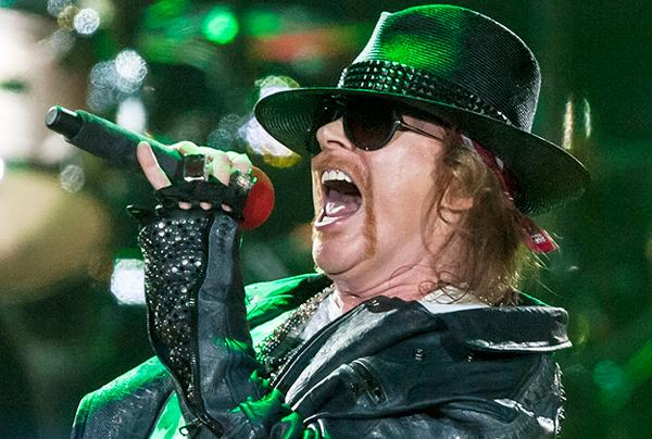 Guns N' Roses to Take Over Las Vegas With 'Appetite for Democracy' Residency