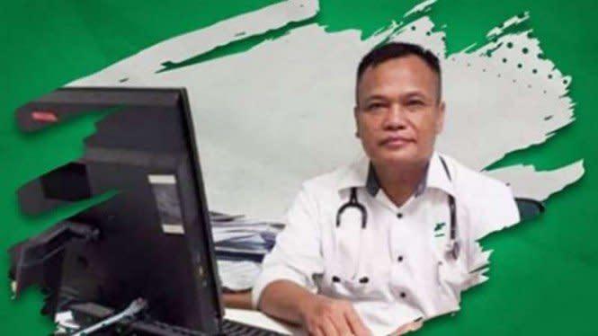 Mantan Ketua Umum PSMS Medan Meninggal karena COVID-19