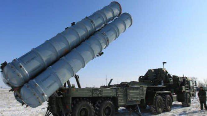 Rusia 'Haramkan' Turki Jual Peluncur Rudal S-400 ke Amerika Serikat