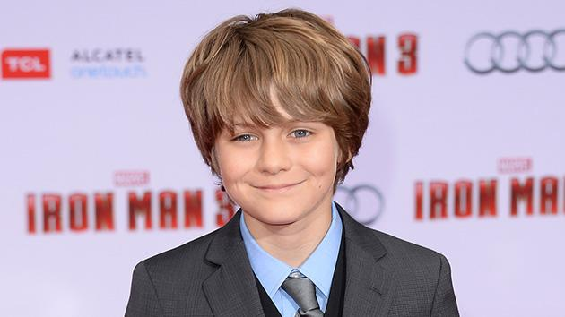 'Iron Man 3′ Breakout Star Ty Simpkins on 'Uncle Bob' Downey and What That Metal Super-Suit Is Really Made Of