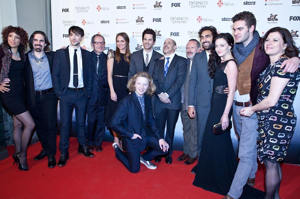 "World Premiere Screening of ""Da Vinci's Demons"""