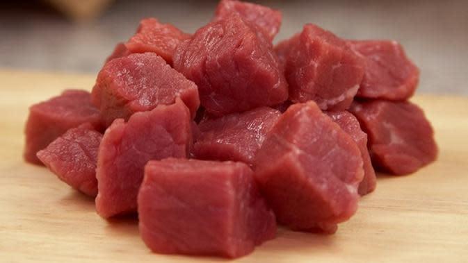 Ilustrasi daging sapi. (dok. pixabay.com/PDPhotos)
