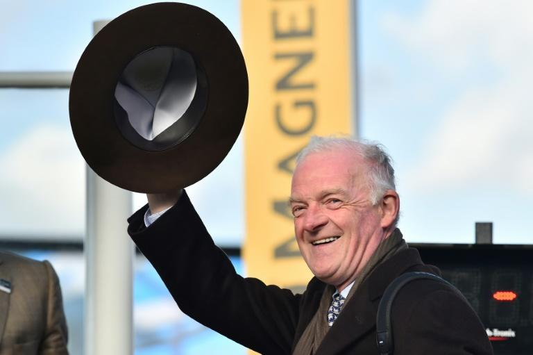 Willie Mullins was in unstoppable form as a four-timer took the Irish trainer to 72 career Festival wins