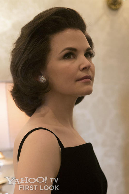 See Ginnifer Goodwin as Jackie O in 'Killing Kennedy' [Exclusive Photo]