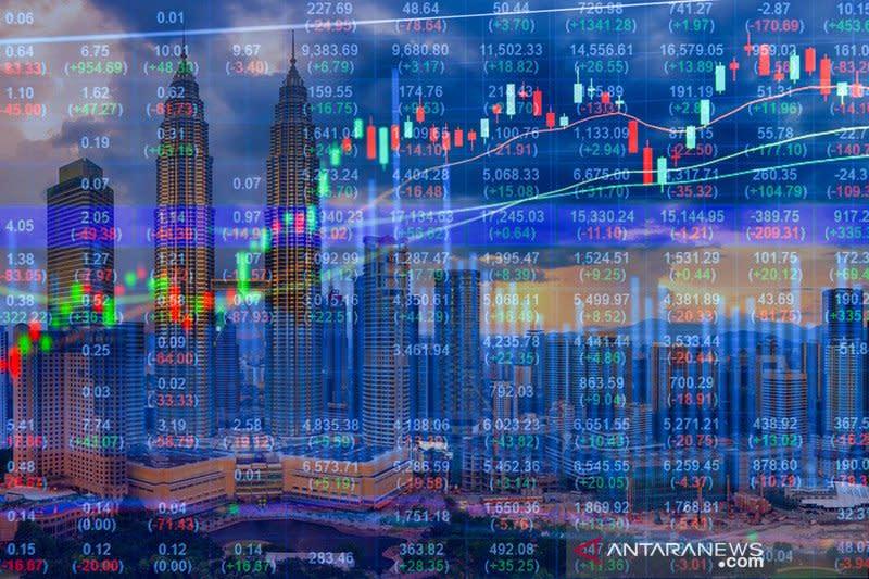Bursa saham Malaysia berakhir menguat 0,44 persen