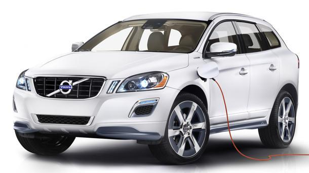 Detroit Auto Show 2012: Volvo plugs in a three-way hybrid