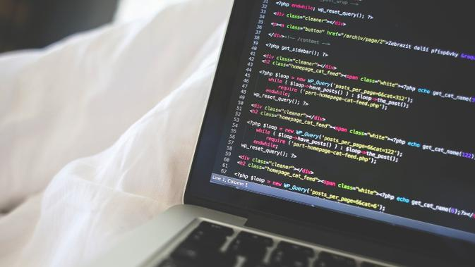 Ilustrasi Programming, Coding, Progammer, Coder. Kredit: Picjumbo via Freepik