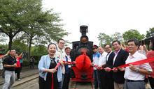 「蒸汽火車界的賓士」 台糖650蒸汽火車於蒜頭糖廠復駛