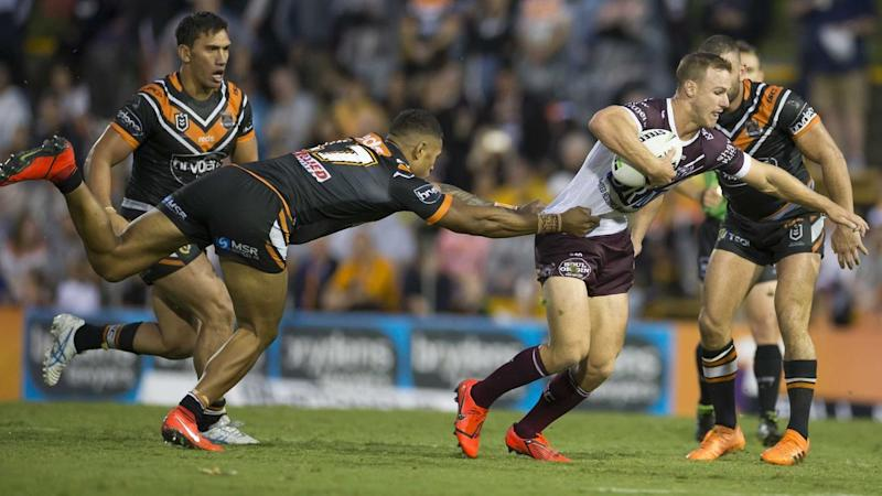 NRL TIGERS SEA EAGLES