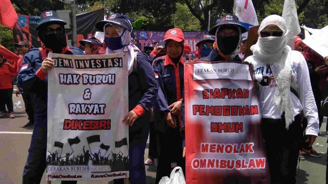 KSPI Bongkar Pengkhianatan DPR atas Kesepakatan Bersama Buruh