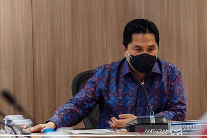 Erick Thohir : Pemerintah proaktif sambut PSBB Jakarta