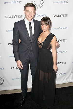 Cory Monteith Out of Rehab, Reunites With Girlfriend Lea Michele