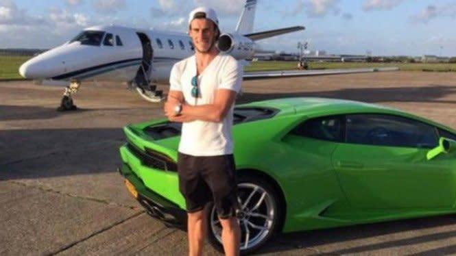 Cerita MU Gagal Bajak Gareth Bale, Parkir Helikopter di Tempat Latihan
