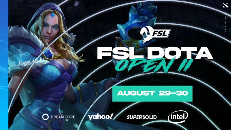 Female Esports League Dota 2 Open