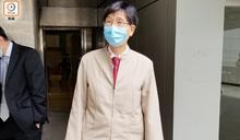 袁國勇到高院為DR案作供 應法庭要求脫口罩笑言怕傳染他人