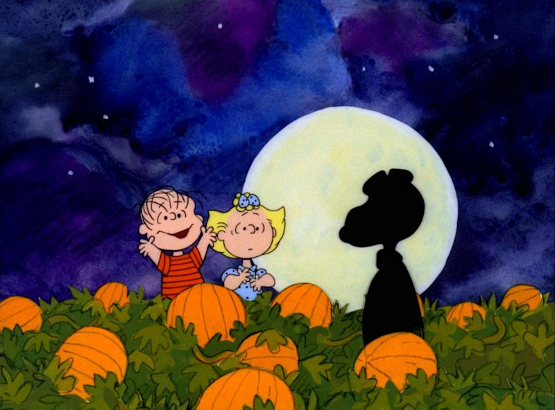 IT'S THE GREAT PUMPKIN, CHARLIE BROWN, Linus Van Pelt, Sally Brown, Snoopy, first aired in 1966