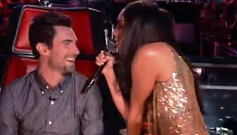 'The Voice' Top 12 Live Show: The Game Changes