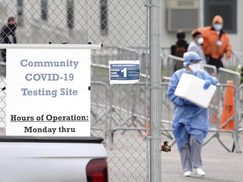 美國累積確診破310萬 全球疫情最嚴峻