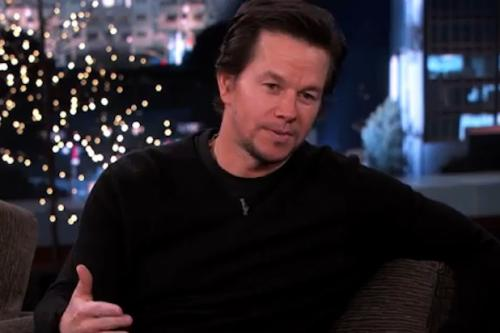 Mark Wahlberg Shows Jimmy Kimmel How His Kids Abuse His Entourage (Video)