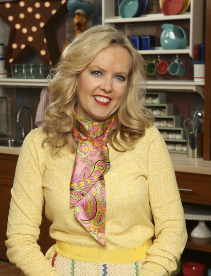 """""""The American Baking Competition"""" - Darlene Pawlukowsky"""