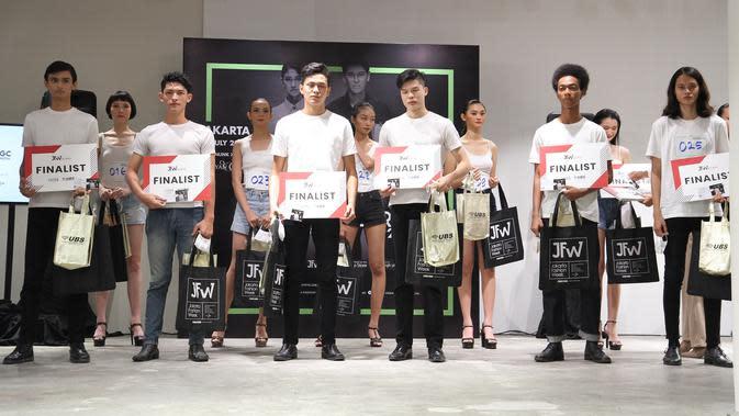 Para Kandidat Icons of JFW 2021. (dok. Jakarta Fashion Week)