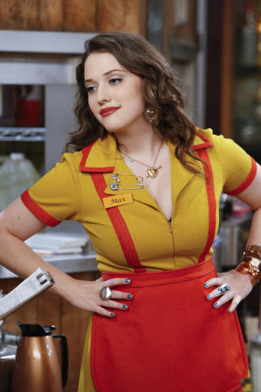2 Broke Girls - Kat Dennings