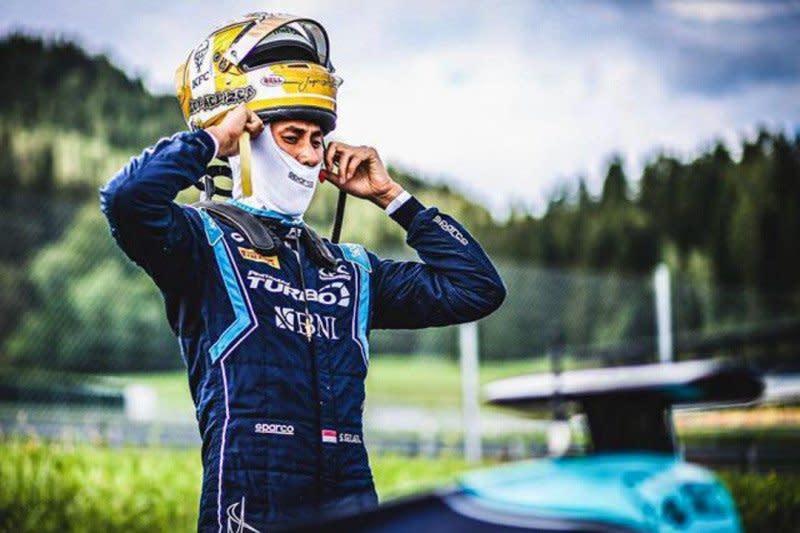 Sean Gelael bakal maksimalkan momen GP Hungaroring
