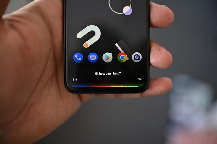 google assistant 2.0 pixel 4